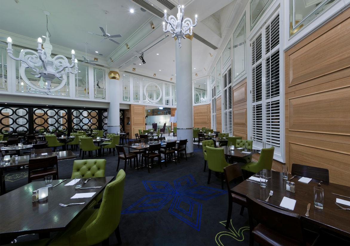 christchurch casino restaurant