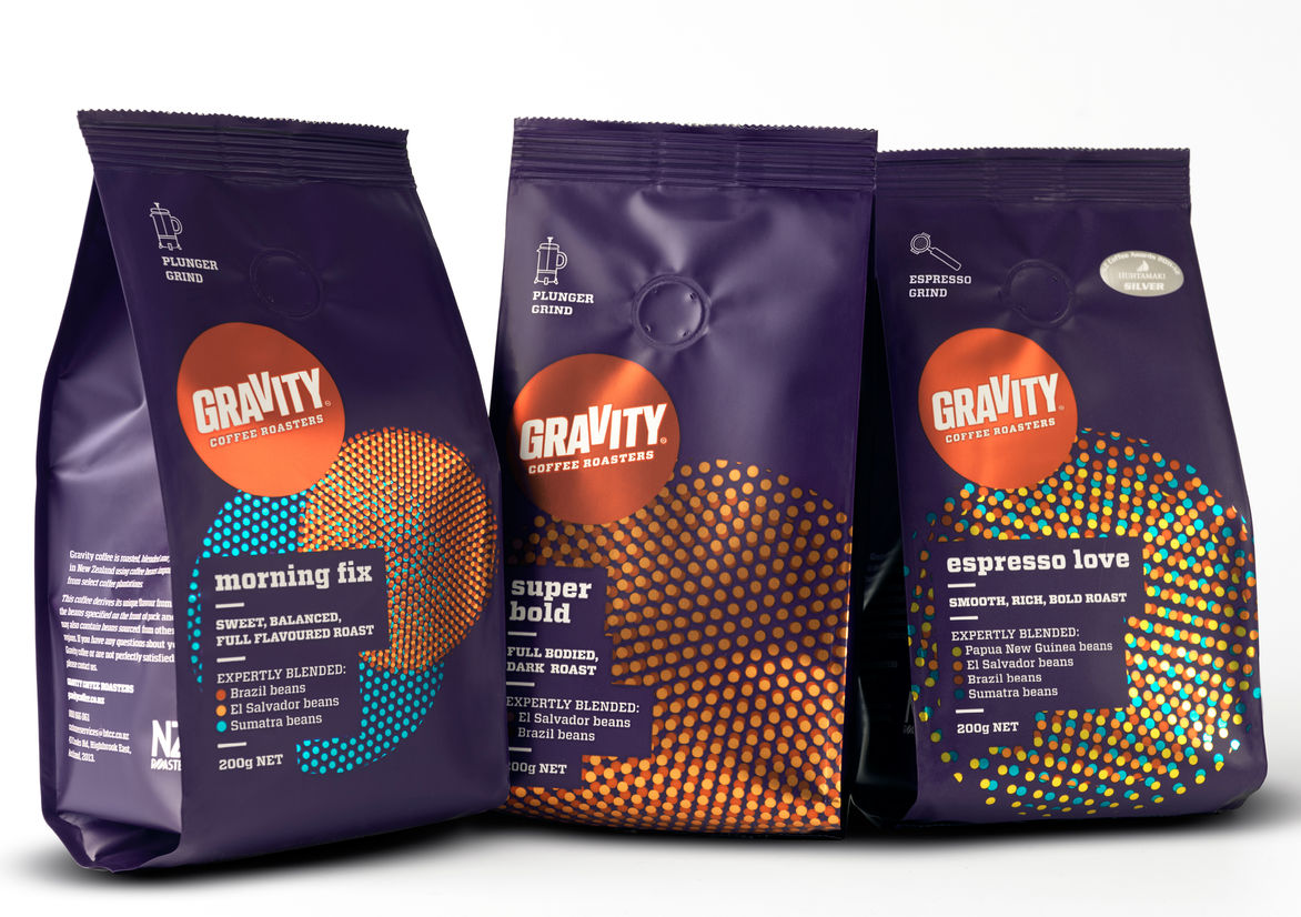 Gravity Coffee | Best Awards