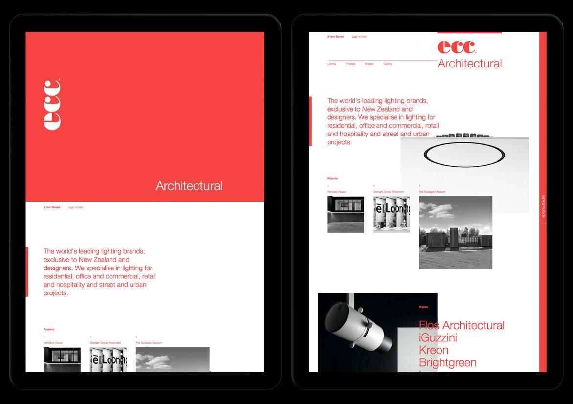 ECC Lighting  sc 1 st  Best Awards & ECC Architectural   Best Awards