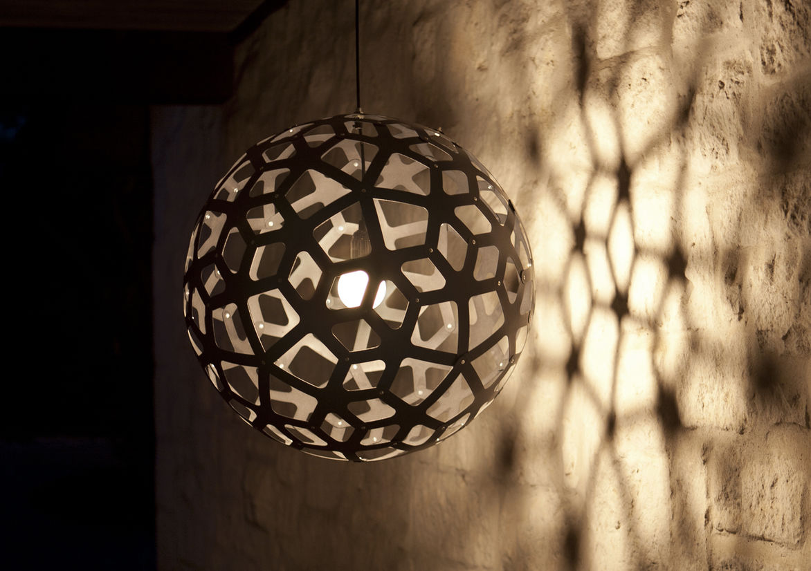 Coral pendant light best awards david trubridge aloadofball Gallery