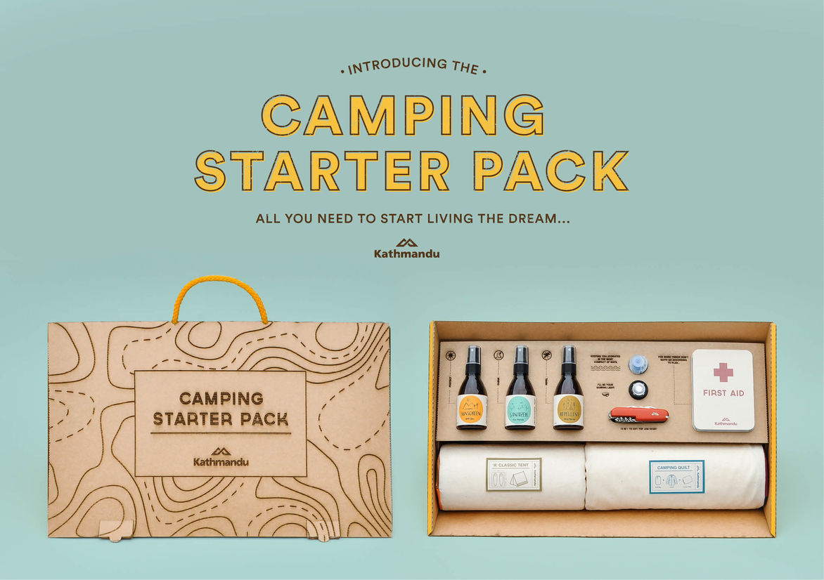 save off f92db e65a6 Camping Starter Pack | Best Awards