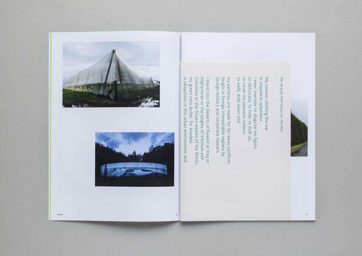 AREA Design Mimetic Exhibition Catalogue