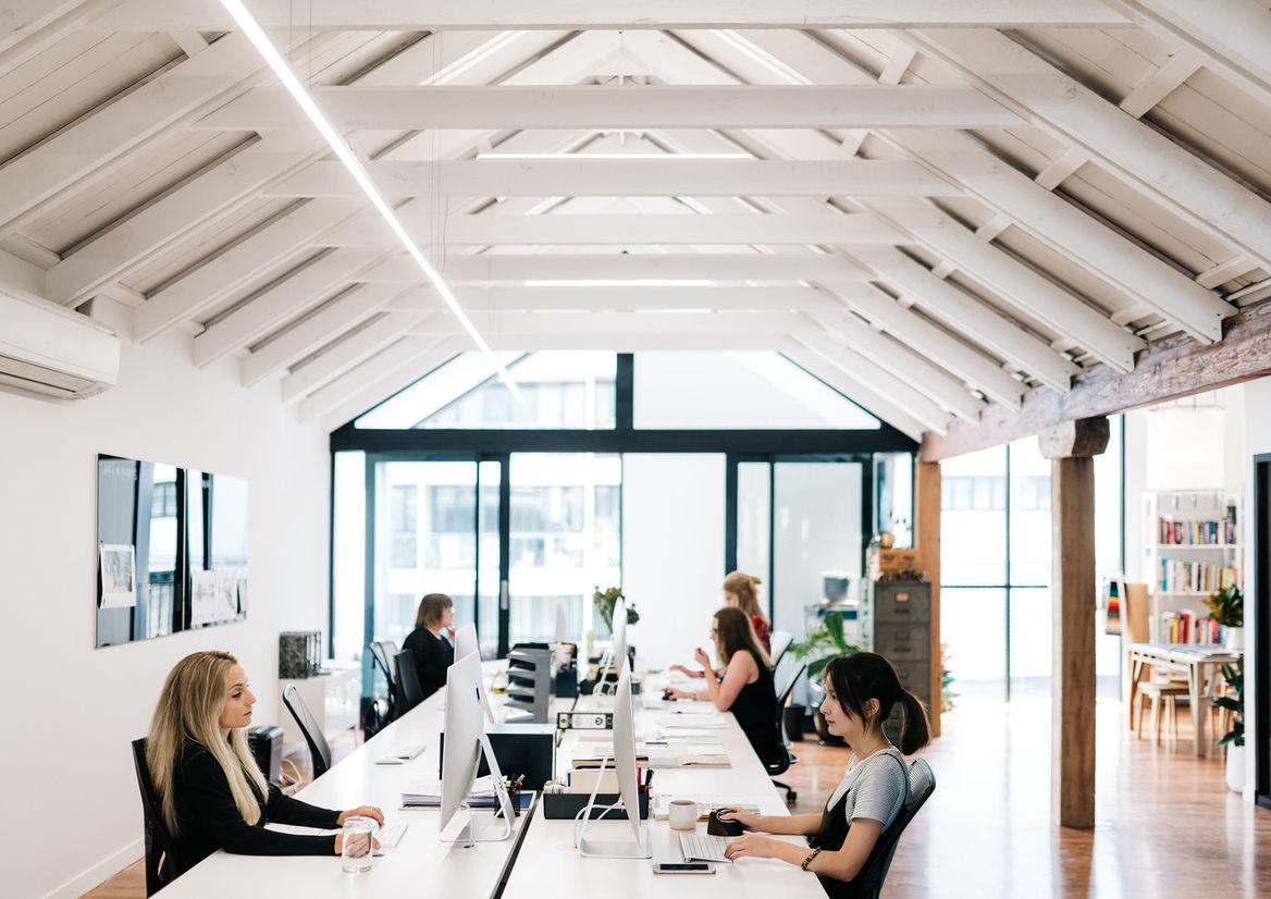 creative office environments. Material Creative Ltd Karangahape Road Studio Offices \u0026 Workplace Environments Office